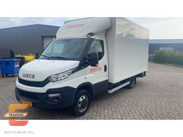 closed lcv Iveco Daily 2014