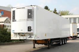 semirimorchio refrigerato Schmitz Cargobull TK SL 400e / DS / SAF / LBW / 2,7h / 7cm Wand 2003