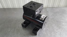 hydraulic system equipment part Helac L20-15-S-FT-180-S1-M-H - Rotary actuator/Drehantri