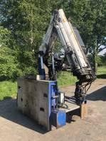 loader crane Kennis Kraan R 24-F3  130cm Kraanspoor 2008