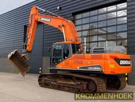 crawler excavator Doosan DX 300 LC-5 2016