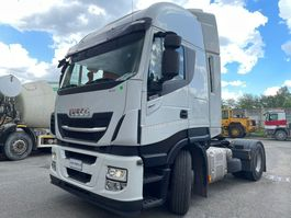 cab over engine Iveco Stralis 460