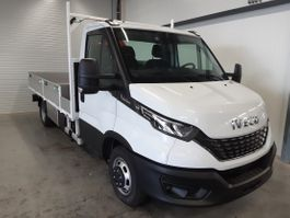 chassis lcv Iveco Chassis cabine 40c18hi-matic 8-traps automaat wb 4.100/ maxi lift Geschi... 2021