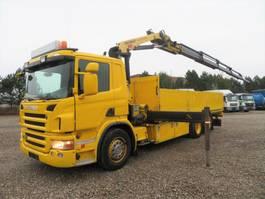 crane truck Scania P320 6x2*4 Palfinger PK18002 EH 2011