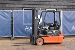 forklift Linde Heftruck Linde E16C-02 Elektrisch 1600kg E16C-02 2004