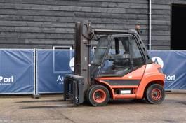 forklift Linde Heftruck Linde H80D-02 Diesel 8000kg H80D-02 2013