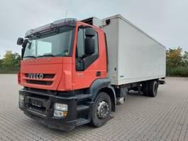 box truck Iveco