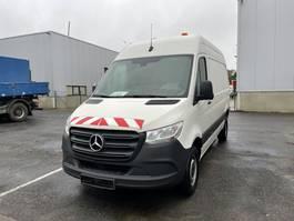 closed lcv Mercedes-Benz Sprinter 316 *multifunctioneel stuur*achteruitrijcamera*buitenspiegels verwarm. en elektr. verstelbaar 2018