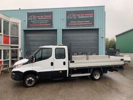 Pritschenwagen offen Iveco Daily  35 C 40  3.0 CNG Openlaadbak Dubbele cabine Pick up Airco 2014