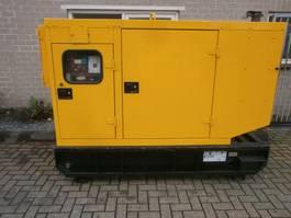 generator Ingersoll Rand G66 Aggregaat Generator 60 KVA 2007