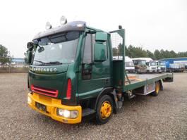 car transporter truck Iveco EuroCargo ML100E22 4x2 Autotransport Euro 5