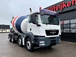 concrete mixer truck MAN 32.360 8X4 - 2017 FRUMECAR CONCRETE MIXER 9 CUBIC 2011