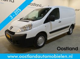 Kastenwagen Peugeot 1.6 HDI L1H1 Profit+ / Airco / Trekhaak / PDC / 3-Zits 2010