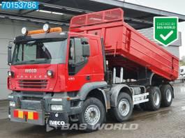 tipper truck Iveco 480 8X4 15m3 Euro 3 2006