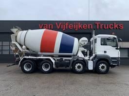 concrete mixer truck MAN 32.360 8X4 - LIEBHERR CONCRETE MIXER 9 CUBIC 2013