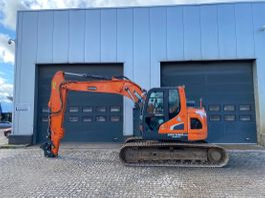 crawler excavator Doosan DX140 LCR-5 2017