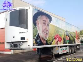 refrigerated semi trailer Chereau Frigo 2014
