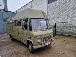 closed lcv Mercedes-Benz 508 camper 1976