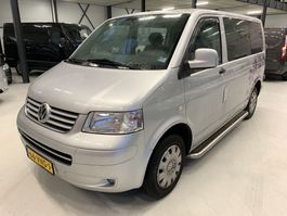 closed lcv Volkswagen transporter dubcab automaat airco 2008