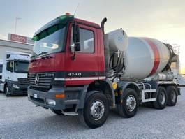 concrete mixer truck Mercedes-Benz Actros 4140 B CIFA 13cbm 8x4 2003