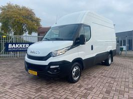 closed lcv Iveco Daily 35C14 *L2H3* - Dubbel lucht - Trekhaak - Airco - 2017