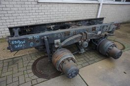Rear axle truck part Scania ANDEMSTEL SCANIA 2008