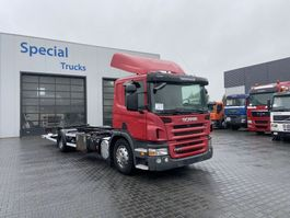chassis cab truck Scania P270 / BDF System / Only 339169km 2008