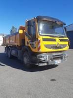 tipper truck Renault Premium 410 dxi 2009
