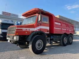 tipper truck Perlini 131-33 Dumper 6x4 1992