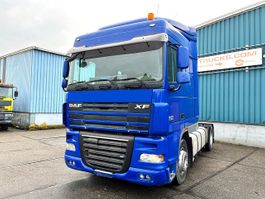 cab over engine DAF XF 105 SPACECAB (MANUAL GEARBOX / ONLY 820.000 KM. / 870+430 LITER TANK / MX-BR... 2010