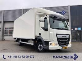 box truck DAF LF 180 FA / Box 6 mtr / Laadklep / 12T 2019