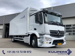 box truck Mercedes-Benz 1924 / Box 7.5 mtr / Loadlift 2000 kg / NL-Truck 2016