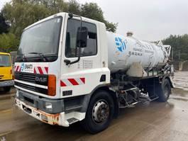 vacuum truck DAF CF 75 **VACUM TRUCK-HYDROCUREUR-FRENCH TRUCK** 1997