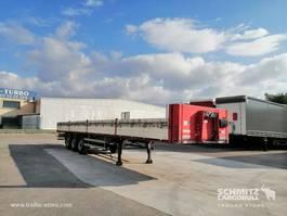 flatbed semi trailer Schmitz Cargobull Semitrailer Πλατφόρμα Πρότυπο 2006