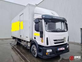 box truck Iveco EuroCargo 120 E 22 2010