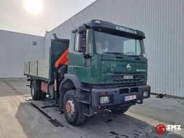 platform truck Iveco 190.31 palfinger pk 21000/3 4x4 2001
