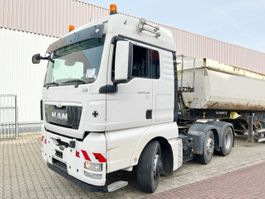 cab over engine MAN TGX 26 6x4H/4 BLS TGX 26.480 6x4H/4 BLS, HydroDrive, EEV, Vorlauflift-/Lenkachse 2015