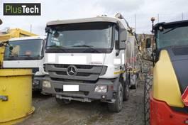 other construction machine Mercedes-Benz 2014