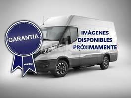 box truck Iveco DAILY 35S12V 12M3 E6 2020