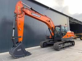 crawler excavator Doosan DX225LC 2021