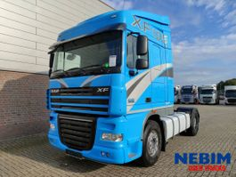cab over engine DAF XF 105 Space Cab - INTARDER 2011