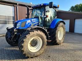 farm tractor New Holland T6.160 4x4 Ac 2015
