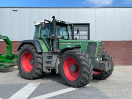 farm tractor Fendt 916 vario 1999