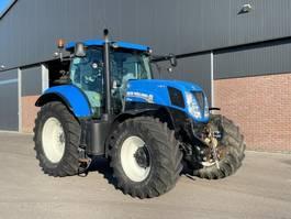 Landwirtschaftlicher Traktor New Holland T7.200 AC 2011