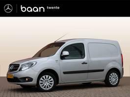 closed lcv Mercedes-Benz 109 CDI L | Airco, Cruise, parkeersensoren | Certified 24 maanden garantie 2020