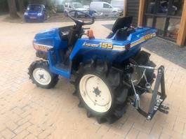 farm tractor Iseki Landhope 155