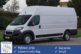 closed lcv Peugeot 2.0 HDI L4H2 165PK Heavy Climate, Cruise, Gev. Stoel, 270Gr Deur!! NR. 192 2021