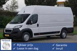 closed lcv Peugeot 2.0 HDI L4H3 165PK Heavy Climate, Cruise, Gev. Stoel, 270Gr Deur!! NR. 192 2021