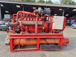 generator MAN GAS - 450 KVA 1996