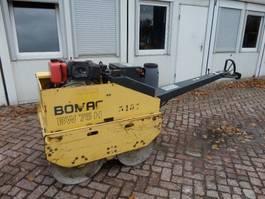 walk behind compactor Bomag BW75H 2006